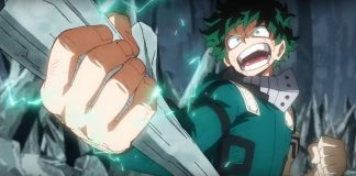 My Hero Academia - Boku no Hero 4ª temporada