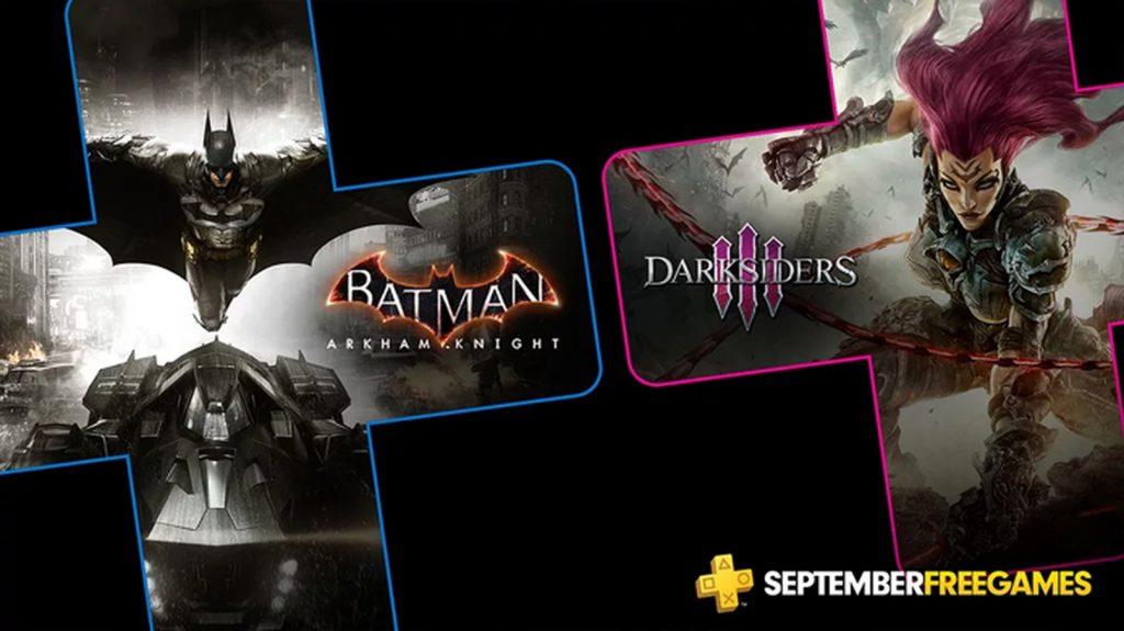 Playstation Plus - Setembro