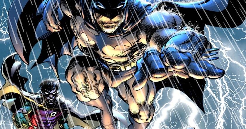 the batman neal adams
