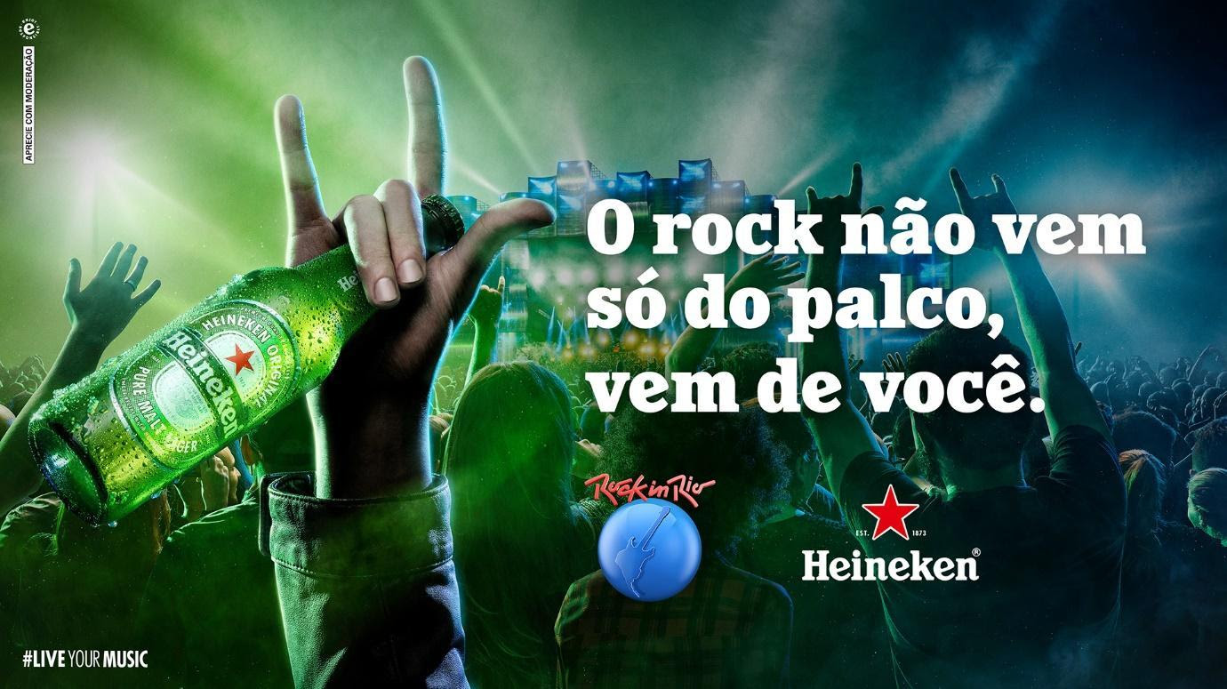 Heineken Rock in Rio 2019