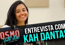 Cosmo Talk Show - Kah Dantas