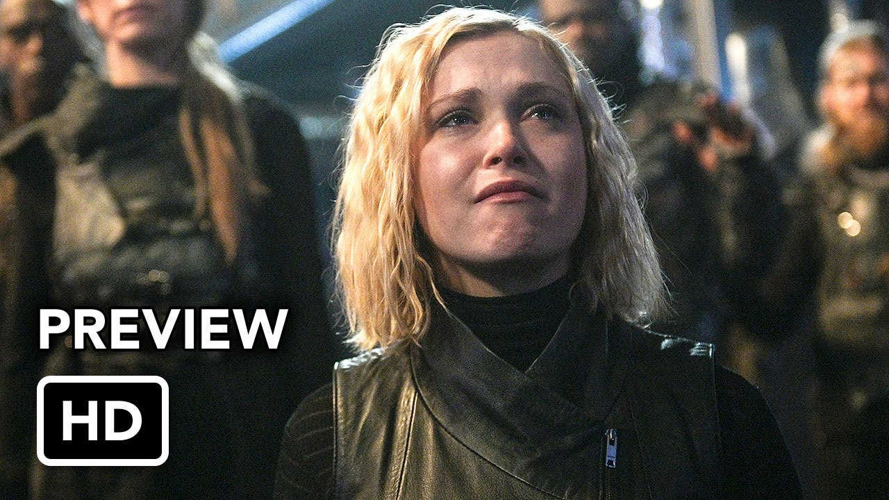 the 100 cw warner 6x13 the blood of sanctum