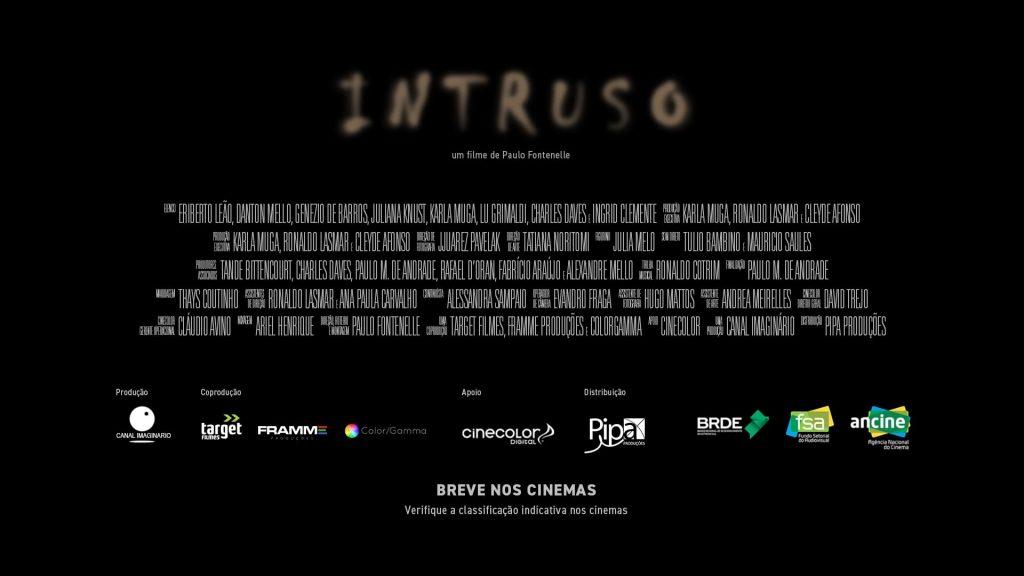 intruso filme