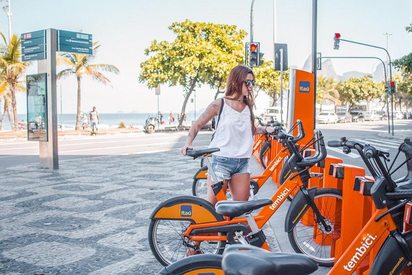 Bike in rio rock in rio 2019