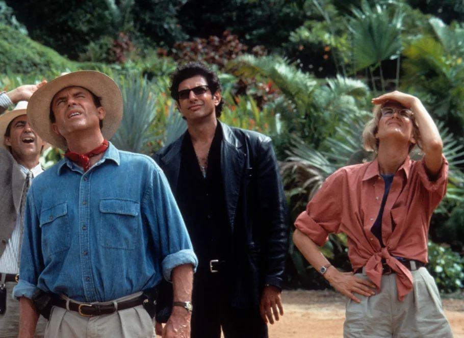 Jurassic World 3 retorna com trio principal do filme clássico