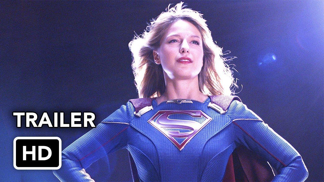 supergirl 5ª teporada novo uniforme