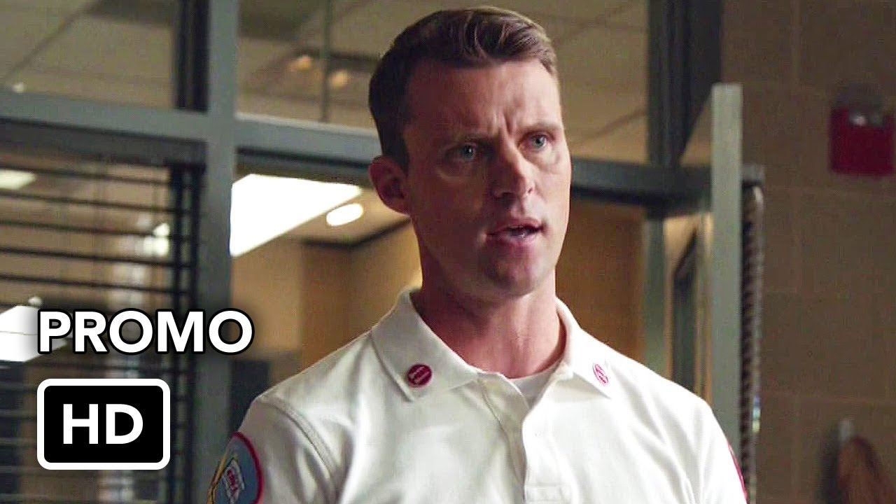 Chicago Fire   Episódio 8x02 (A Real Shot In The Arm)