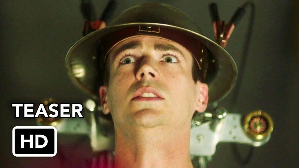 the flash 6a temporada assistir trailer