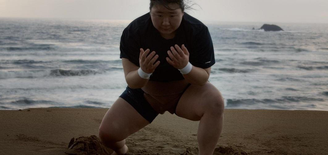ela luta sumô netflix