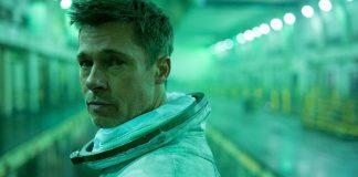 Brad Pitt em Ad Astra