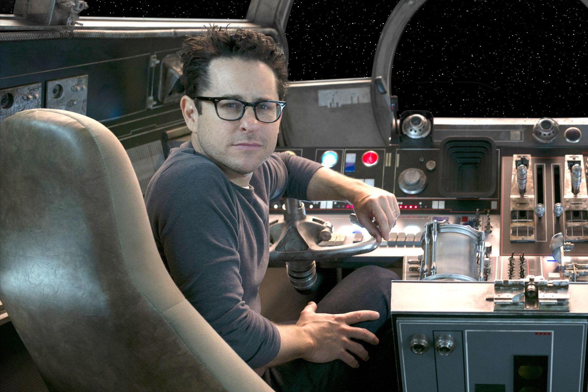 Star Wars: A Ascensão Skywalker, com J.J. Abrams