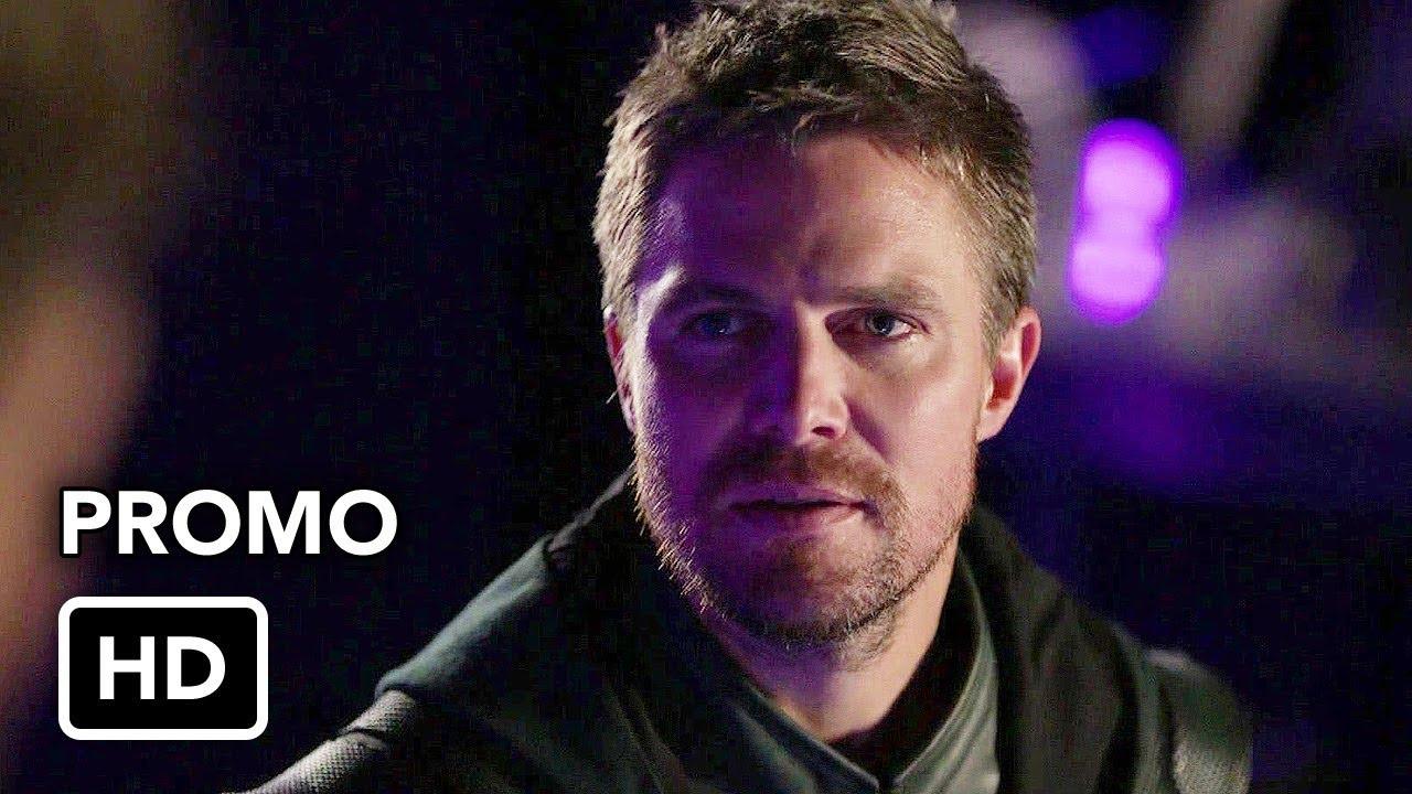 Arrow | Episódio 8x02