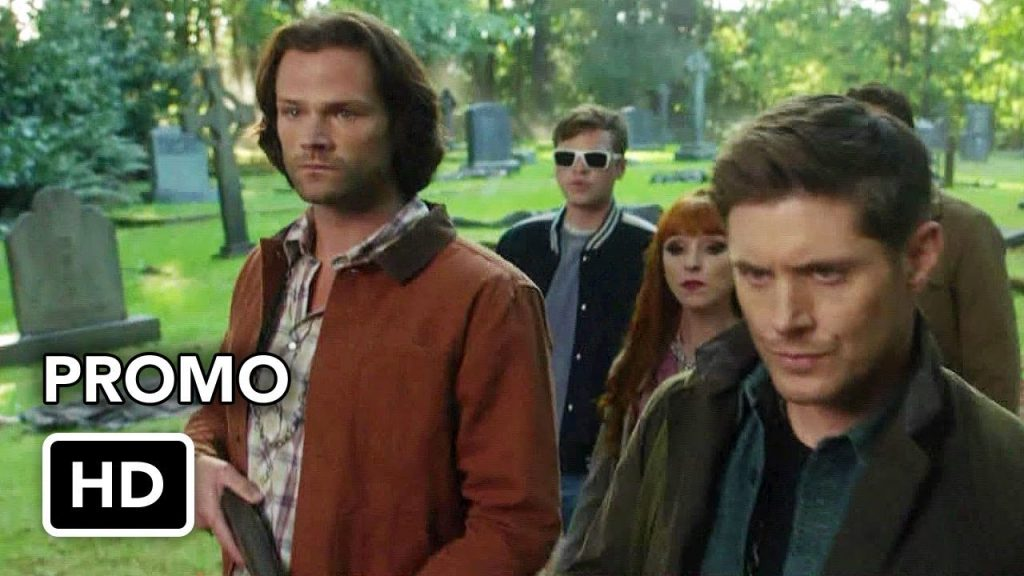 Supernatural | Episódio 15x03