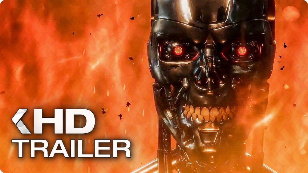 Mortal Kombat 11 ganha trailer de gameplay do Exterminador T-800
