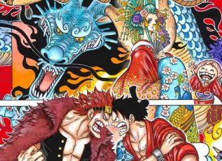 One Piece, arco de Wano