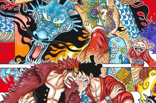 One Piece, arco de Wano