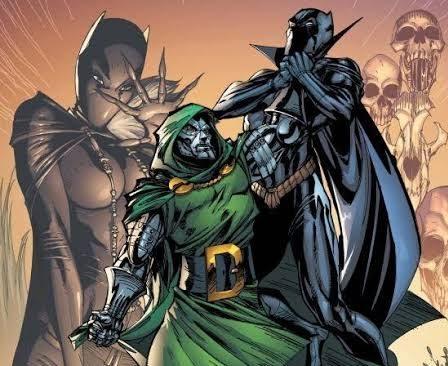 Pantera Negra 2 pode ter Doutor Destino