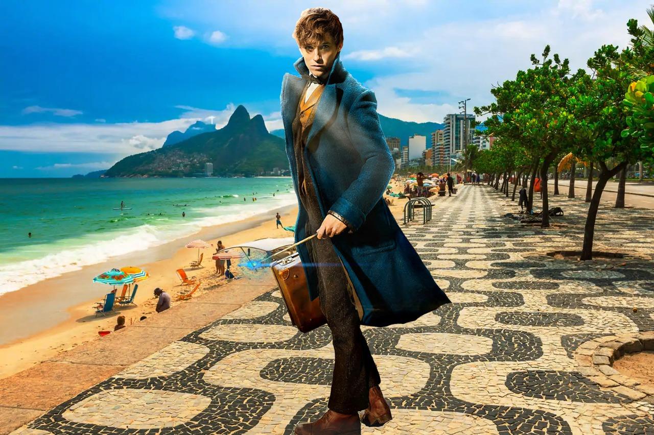 Animais Fantásticos no Brasil