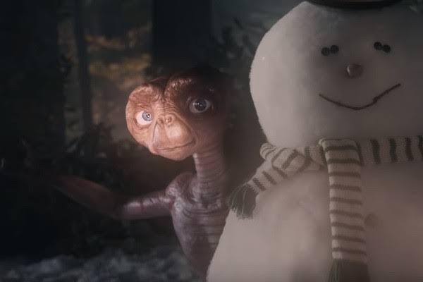 E.T. está de volta