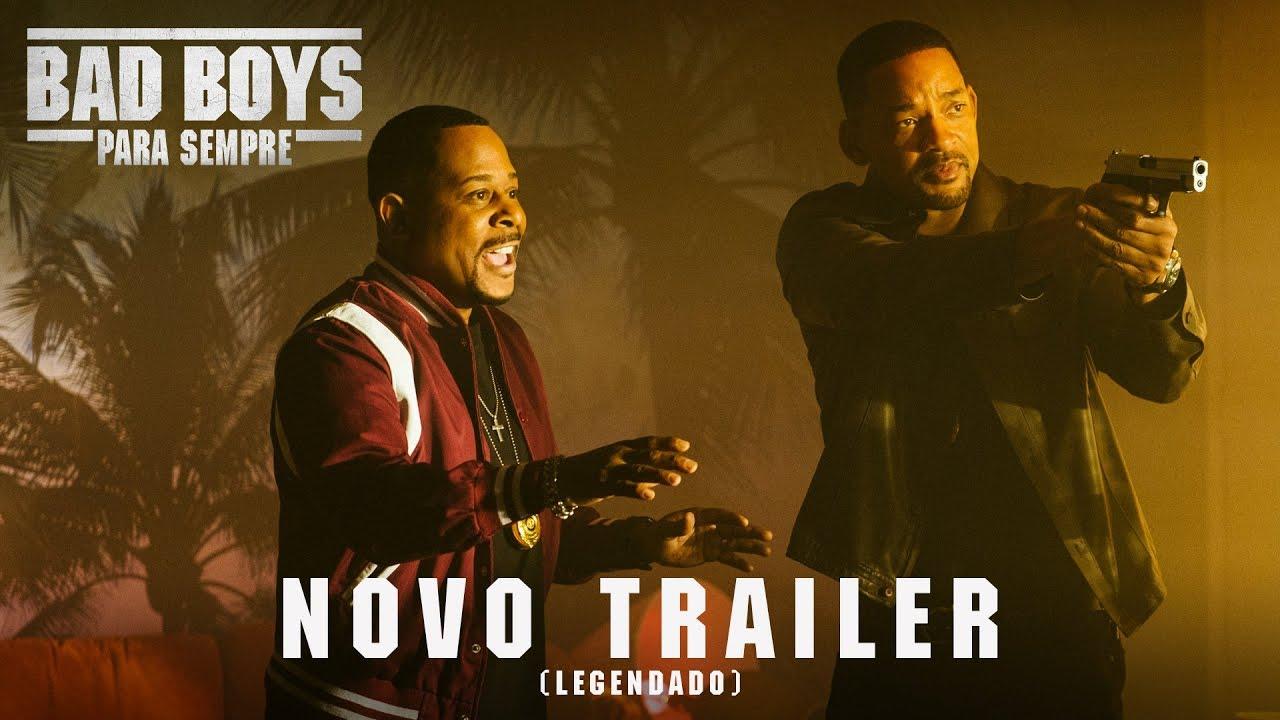 Bad Boy Para Sempre ganha novo trailer pela Sony Pictures; confira