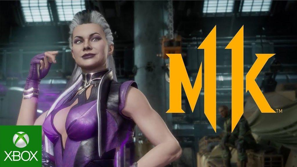 Mortal Kombat 11   Personagem Sindel retorna à franquia; veja o trailer