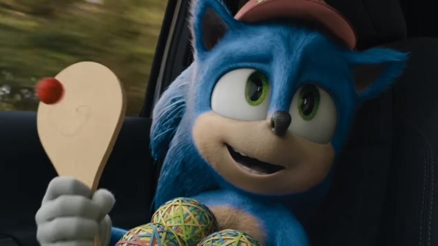 Sonic ; filme estará na ccxp19