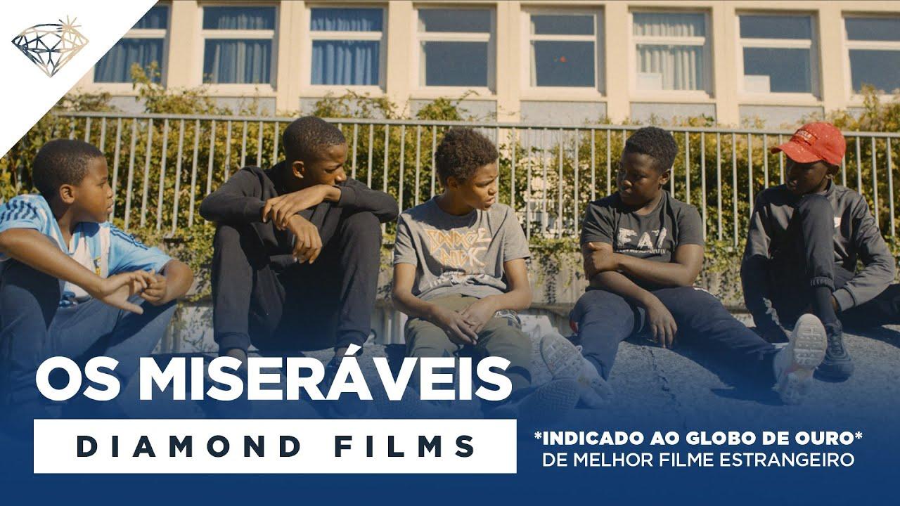 os miseráveis filme francês