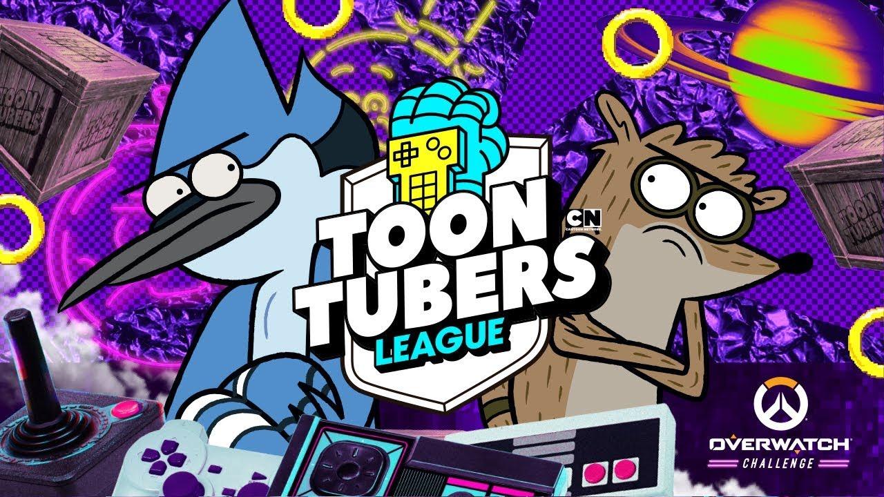 Cartoon Network apresenta ToonTubers League na CCXP