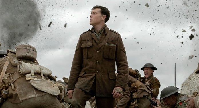 1917 eleva os filmes de guerra a um novo patamar | Crítica