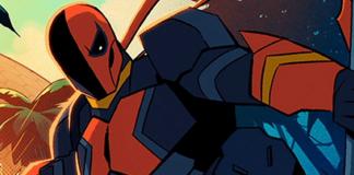 Exterminador - Deathstroke, série animada