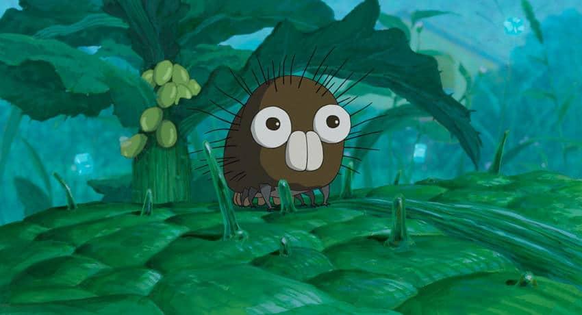 Studio Ghibli - Boro, a lagarta