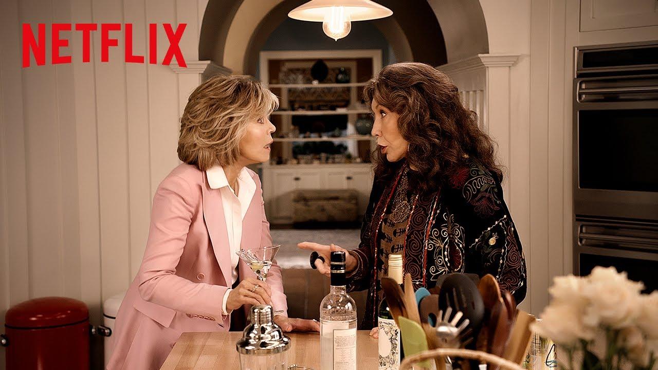 Grace and Frankie   6ª temporada ganha trailer pela Netflix; assista