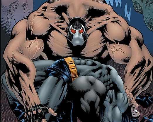 Batman - A Queda do Morcego