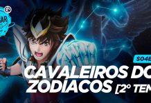 Pulsar Cavaleiros do Zodiaco Netflix