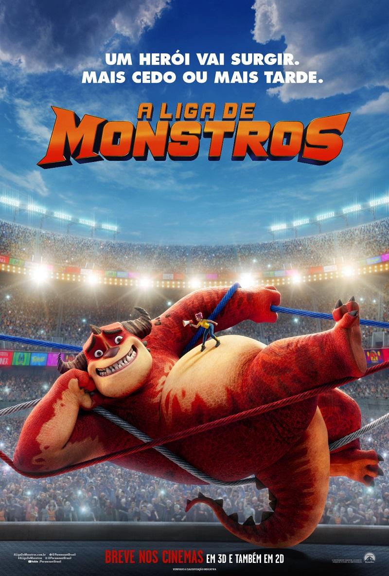 a liga de monstros
