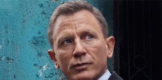 Daniel Craig faz seu último filme como 007