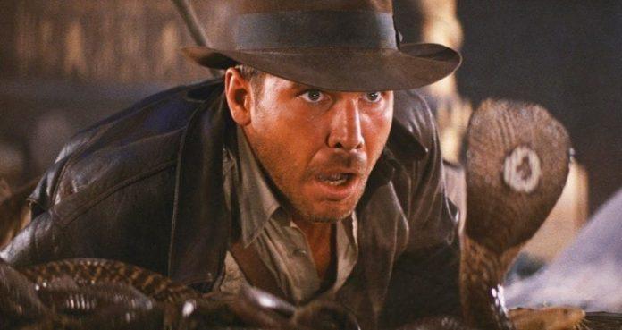 Harrison Ford retorna como Indy