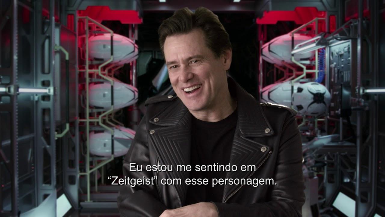 SONIC – O Filme | Jim Carrey revela como foi viver o Dr. Robotnik