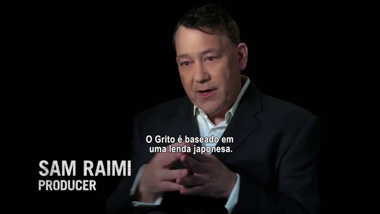 O Grito | Produtor Sam Raimi