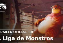 A Liga de Monstros | Animação da Paramount