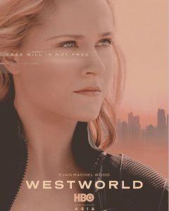Evan Rachel Wood é Dolores