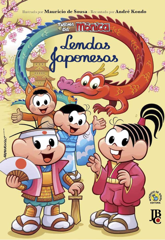 Turma da Mônica - Lendas Japonesas