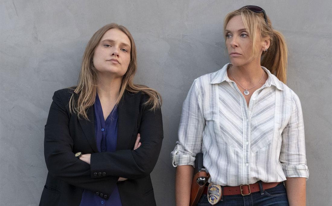 Merritt Wever e Toni Collette caçam estuprador