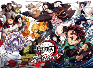 Kimetsu no Yaiba: Demon Slayer