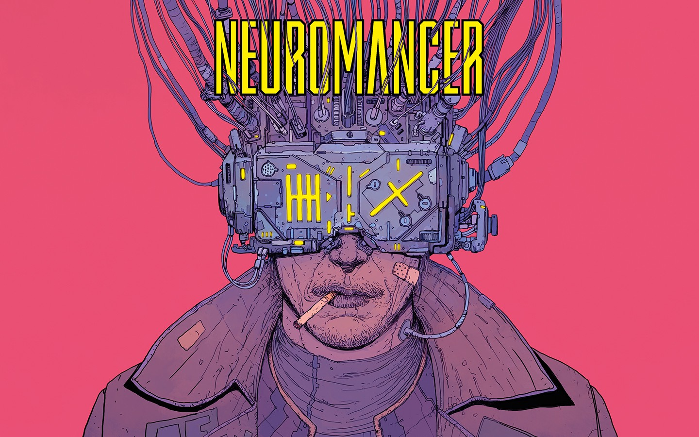 neuromancer capa aleph