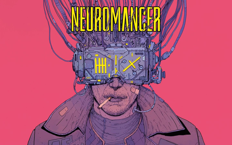 neuromancer capa aleph