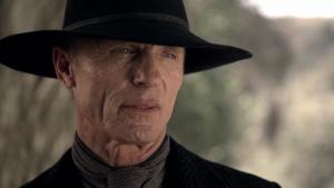 Ed Harris como Homem de Preto