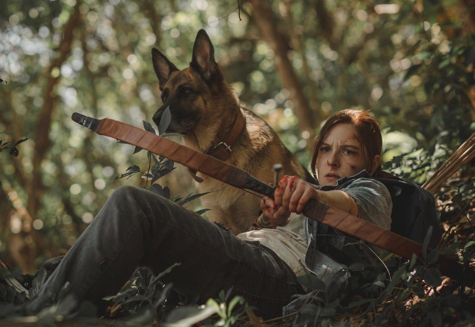 Cena de The Last of Us Bound