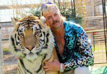 Joe Exotic em A Máfia dos tigres