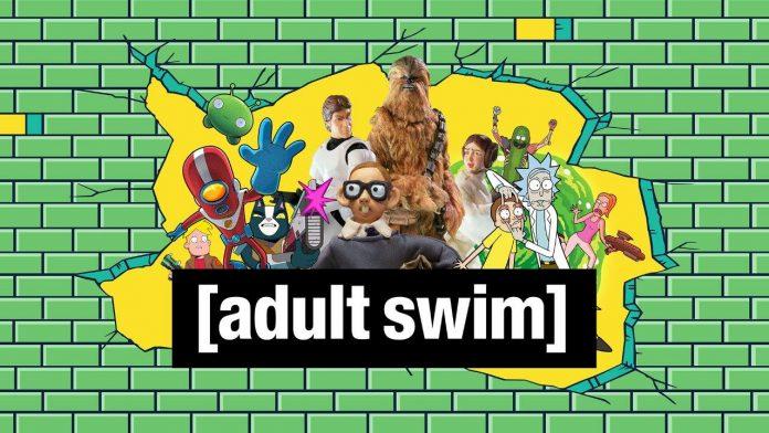 Adult Swim - Warner